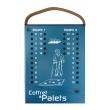 COFFRET VIDE POUR JEU DE PALETS EN FONTE