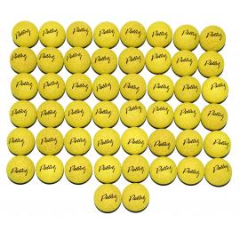 50 BALLES JAUNE